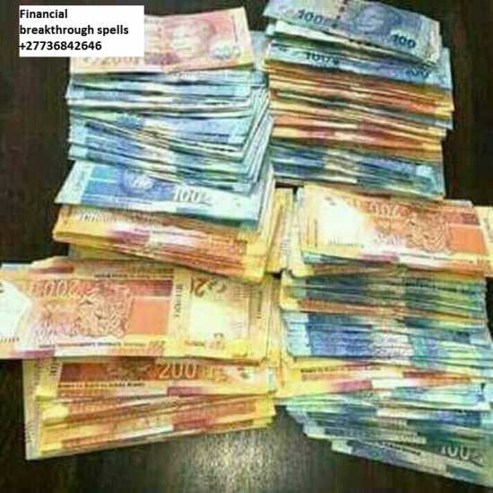 Financial breakthrough spells +27736842646